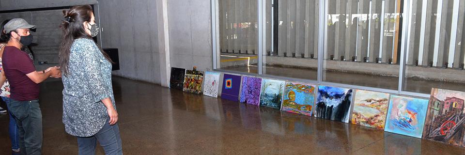 Arte In Situ reunió a 43 artistas visuales en el Parque Cultural de Valparaíso