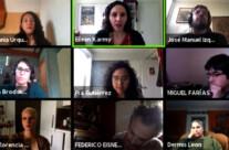 Académica Eileen Karmy integró panel de mujeres que debatió sobre arte y trabajo en Chile