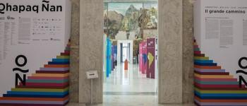 Muestra interdisciplinaria sobre el Camino del Inca se expone en Roma