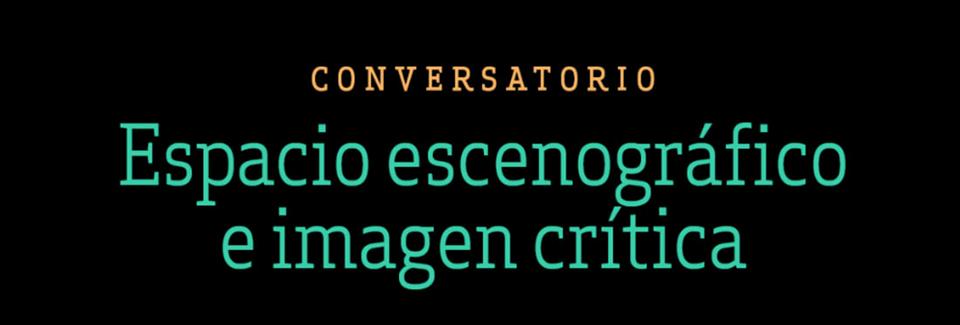 "Conversatorio ""Espacio escenográfico e imagen crítica"" se efectuará en Emporio Echaurren de Valparaíso"