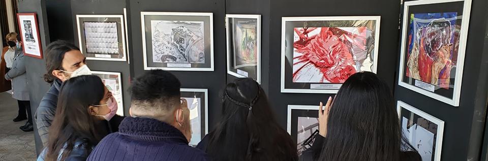 "Premiación XXXI Concurso Interescolar de Artes Visuales ""Imagen Primigenia"" 2021"