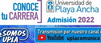 """Facultad de Arte abrirá ciclo de charlas """"Conoce tu carrera"""" organizado por la UPLA"""
