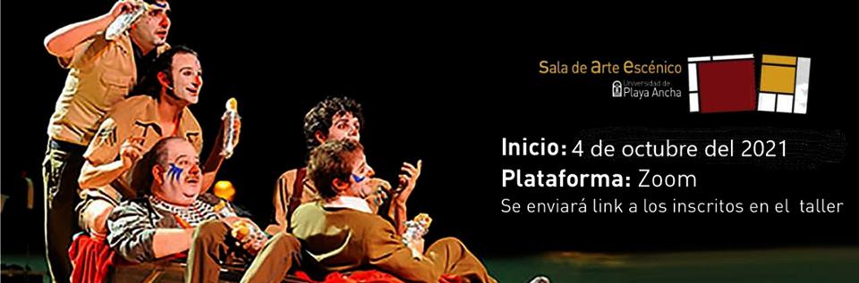 Taller Propedéutico de Teatro se inicia en la UPLA