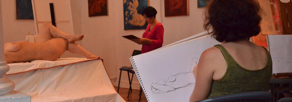 Inédita iniciativa artística se inauguró en Edificio de las Artes de Valparaíso