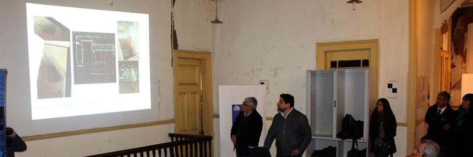 Licitan obras para restaurar casa que alojará Museo del Grabado UPLA
