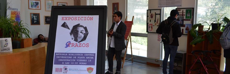 Estudiantes del colegio Umbral de Curauma exponen en Biblioteca UPLA