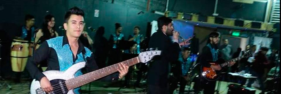 Big Band UPLA festejó a los adultos mayores en Fonda Permanente de Valparaíso