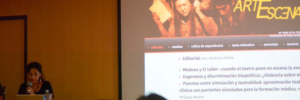 Académicos UPLA asistieron a Congreso Mundial de Teatro en Colombia