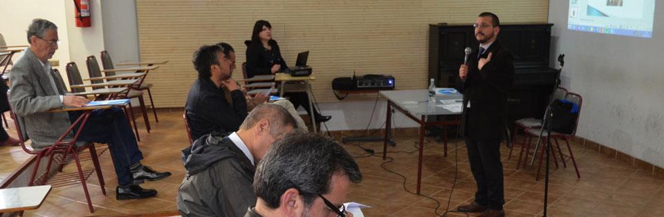Socializan proceso de armonización curricular de Diseño Gráfico UPLA