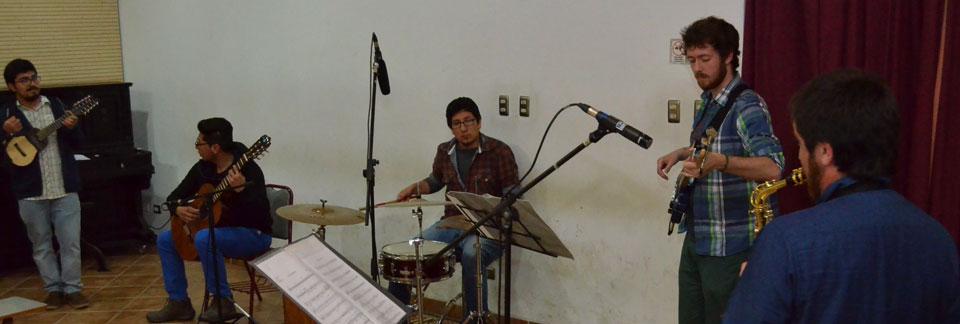"""""""Waynakay"""" se presentó en Temporada de Conciertos UPLA"""