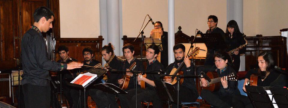Ensamble Abya Yala cierra ciclo artístico en Teatro Municipal de Valparaíso