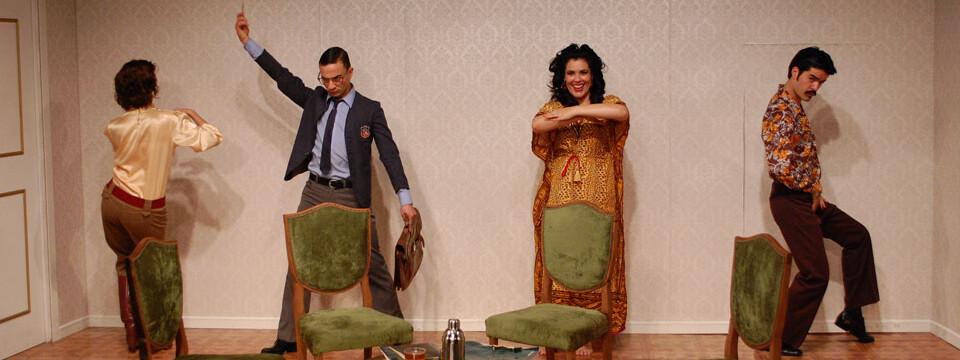 Con obra ganadora del Altazor 2013 Sala UPLA inicia celebración de su tercer aniversario