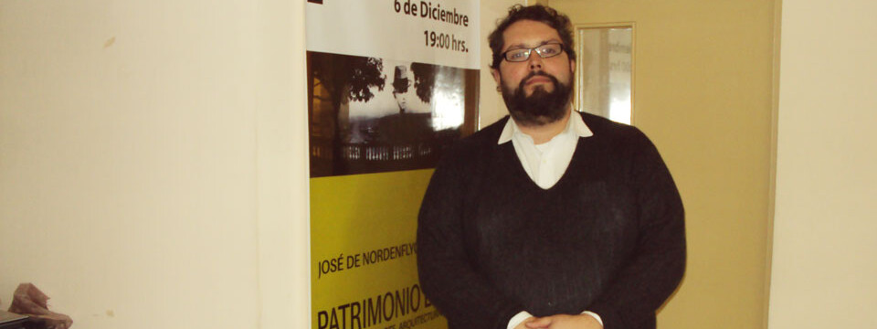 Entidad presidida por académico UPLA recibe premio Conservación de Monumentos Nacionales 2013