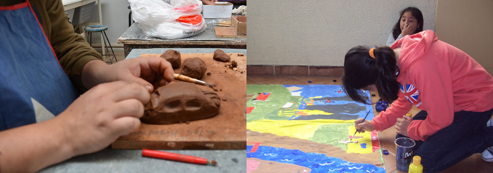 Con éxito se desarrolló Escuela de Verano 2014 en la Facultad de Arte