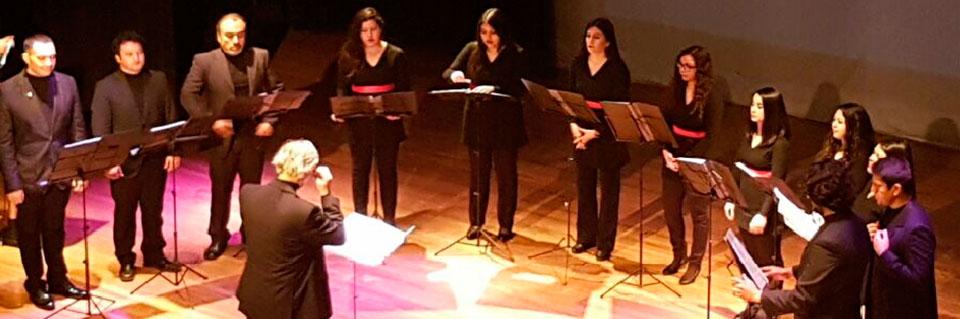 Conjunto Madrigalistas realizará primer concierto homenaje a Violeta Parra