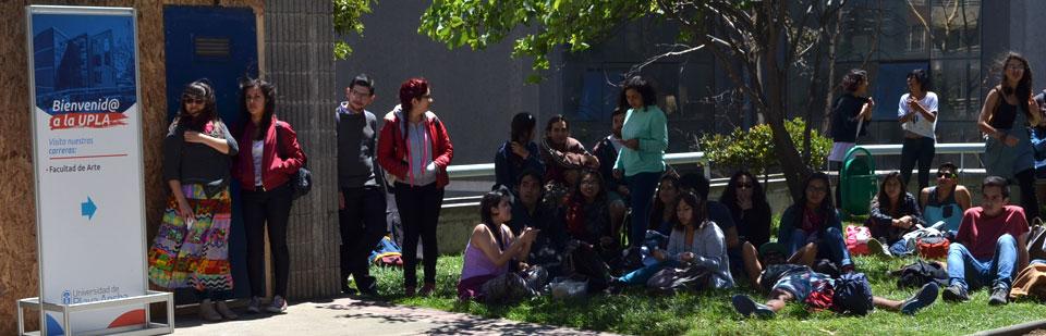 Día de Puertas Abiertas en la Facultad de Arte