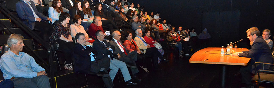 Facultad de Arte UPLA conmemoró tres décadas proyectándose a futuro