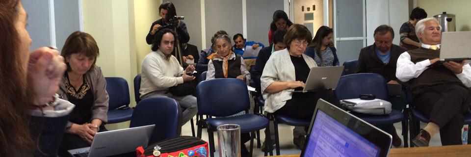 Socializan uso de las TIC en procesos de prácticas tempranas y profesionales