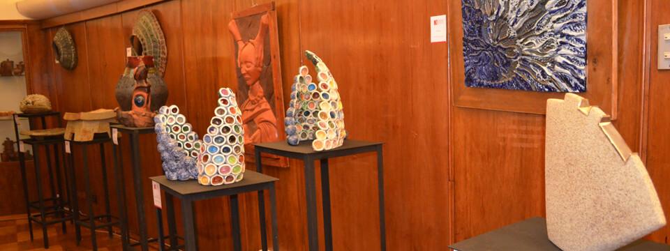 Inauguran IX Bienal de Cerámica Artística en Viña del Mar