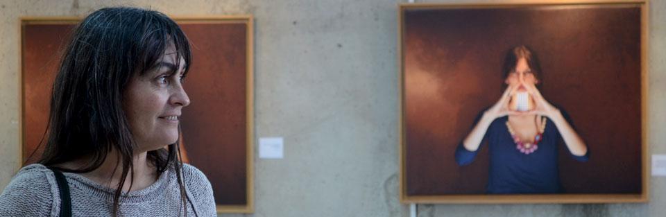 "Exposición ""Objeto de Provocación"" se inauguró en Galería Crearte UPLA"