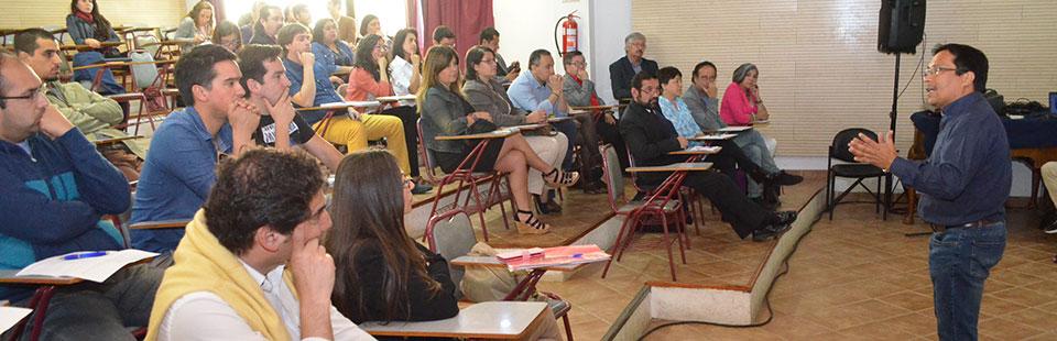 Profesores de Música se reunieron en Encuentro de Egresados en la UPLA