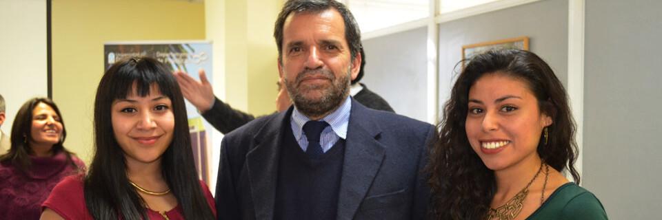 Estudiantes de Artes Plásticas inician práctica profesional en Juan Fernández