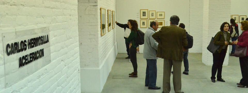 """Exposición """"Hermosilla: Aceleración"""" en Sala Puntángeles"""