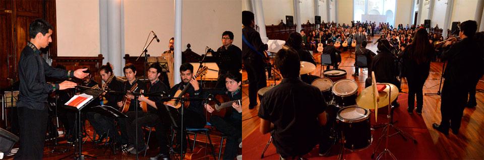 "Música latinoamericana en segunda edición de ""Encuentros Musicales"" UPLA"