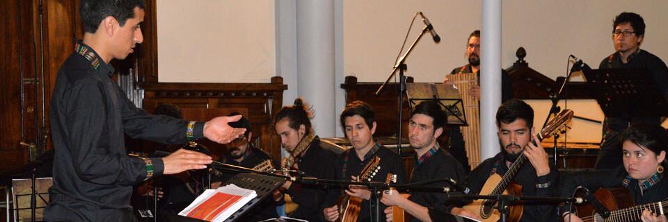 Abya Yala participó en encuentro de música latinoamericana en La Unión