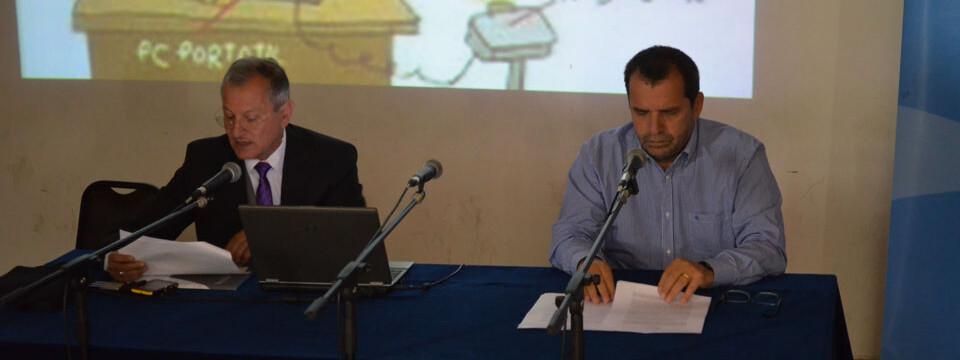 Facultad de Arte: Postulantes a decano presentan sus lineamientos estratégicos