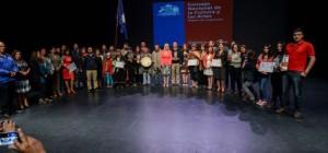 """""""Premios de Arte y Cultura"""" 2015 (Foto: CNCA)"""