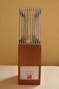 """""""Premio a la Trayectoria Artística Cultural Regional"""" 2015"""