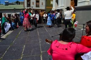 Conjunto Folclórico Puerto Claro
