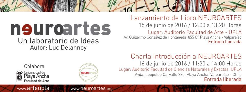 Luc Delannoy lanzará libro en la Universidad de Playa Ancha