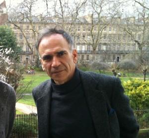 Ricardo Loebell en Frankfurt