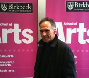 Ricardo Loebell en Londres