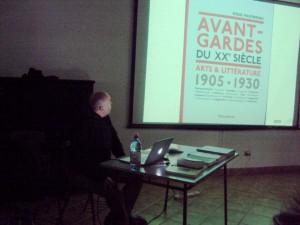 Rodrigo Gutiérrez Viñuales, charla en Auditorio