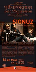"""Afiche """"Signuz"""""""