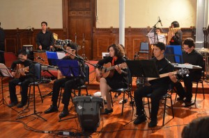 Orquesta Latinoamericana Colegio Santo Domingo de Playa Ancha