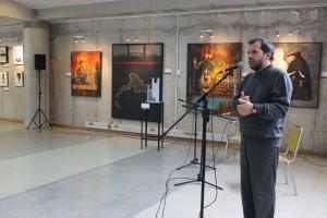 Alberto Madrid, decano Facultad de Arte UPLA