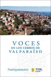 """Portada """"Voces en los cerros de Valparaíso"""""""