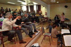 """Workshop """"Dirección y ejecución de obras contemporáneas"""""""