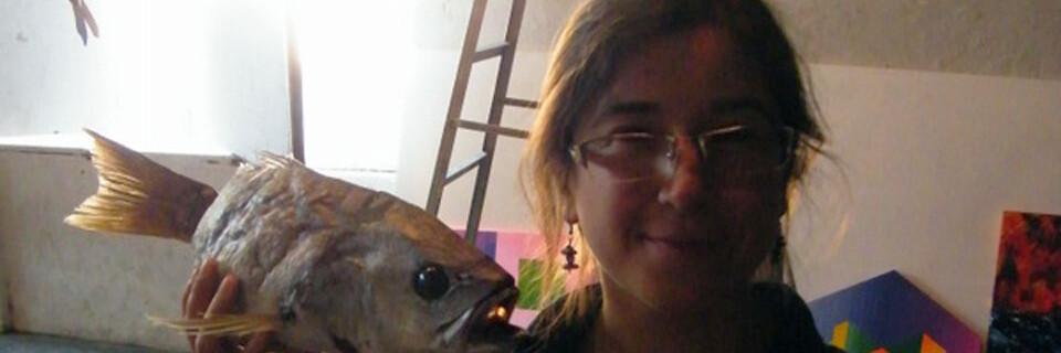 """El mundo submarino de Tania Tamayo: """"Los peces gordos siempre salen ganando"""""""