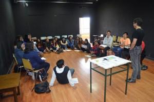 Alumnos de Teatro 2015