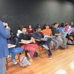 Alumnos de Teatro 2014