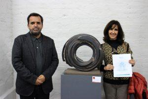 Alberto Madrid / Teresita Marín