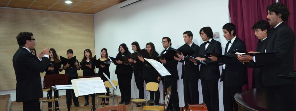 Temporada Artística UPLA continúa con la presentación de Tersum Canticum