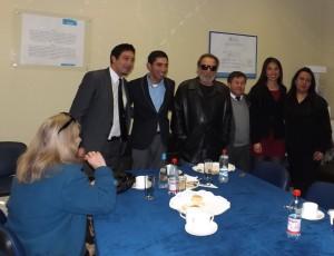 La investigación fue realizada por Felipe Alegría, Sofía Alvear, Margarita Briceño, Roberto Gómez y Paola Piutrin.