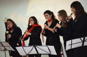 "Consort de Flautas Dulces ""Tibia Canentium"""