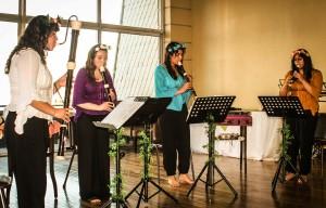 """Consort de Flautas """"Tibia Canentium"""""""